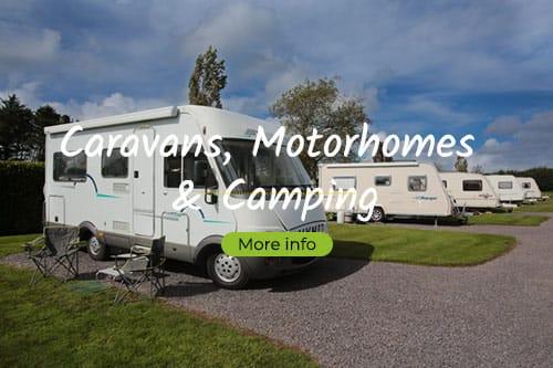 Caravans, Motorhomes & Camping
